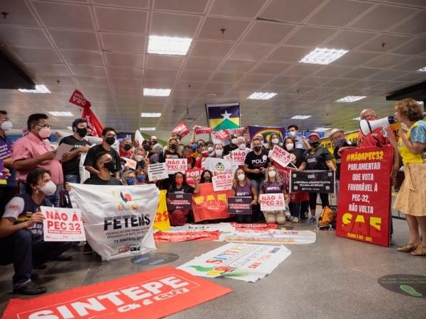 2021 10 05 mobilizacao aeroporto brasilia pec 32