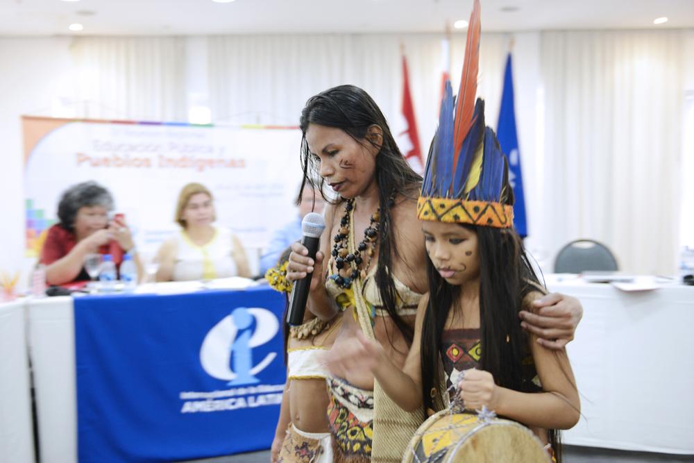 Apresentao cultural etnia Ticuna 2 1