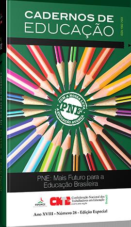 capa 3d cadernos de educacao n.28