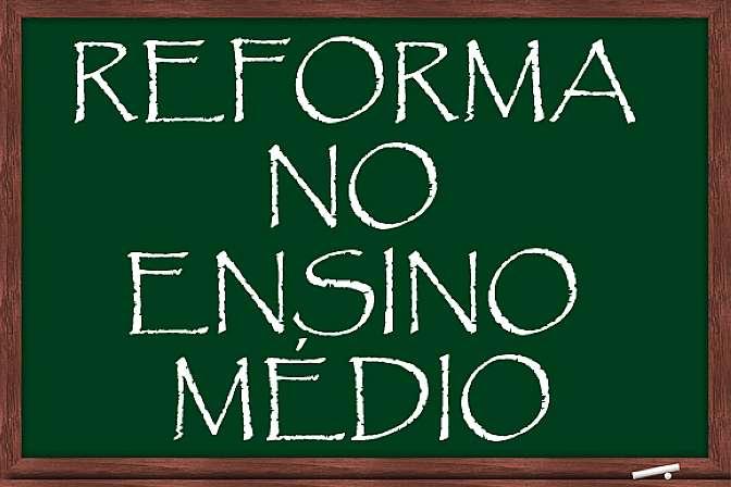 Resultado de imagem para reforma ensino medio educação fisica