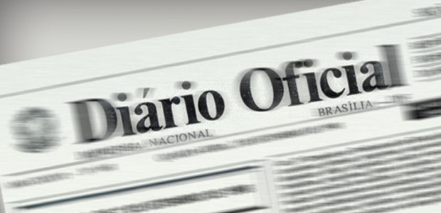 diario oficial capa