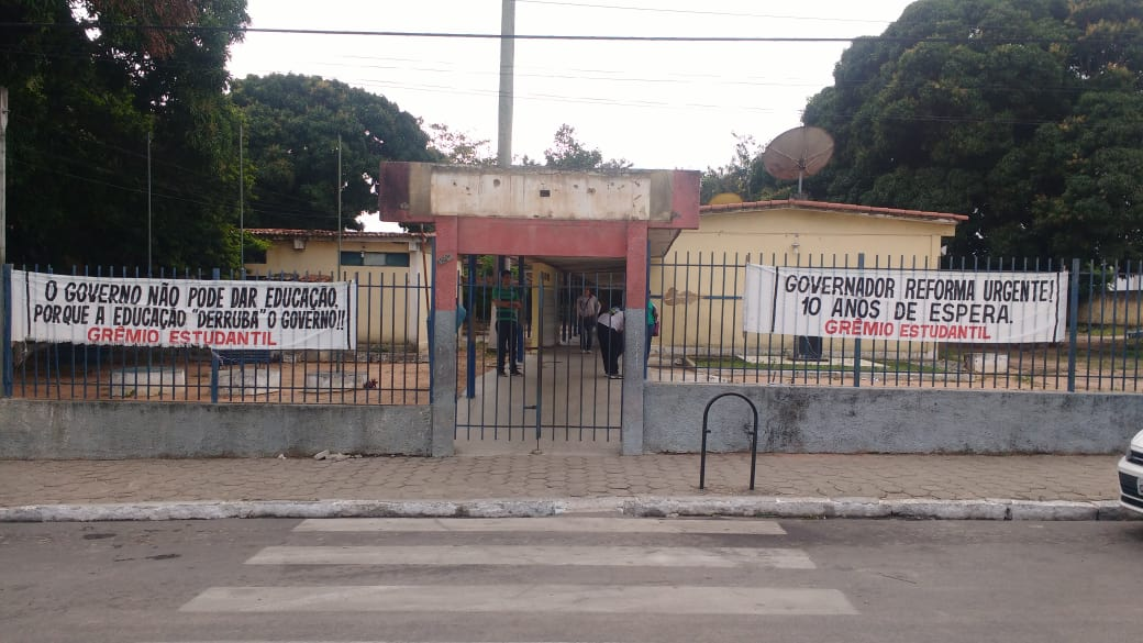 Resultado de imagem para Escola Estadual Ubaldo Bezerra de Melo