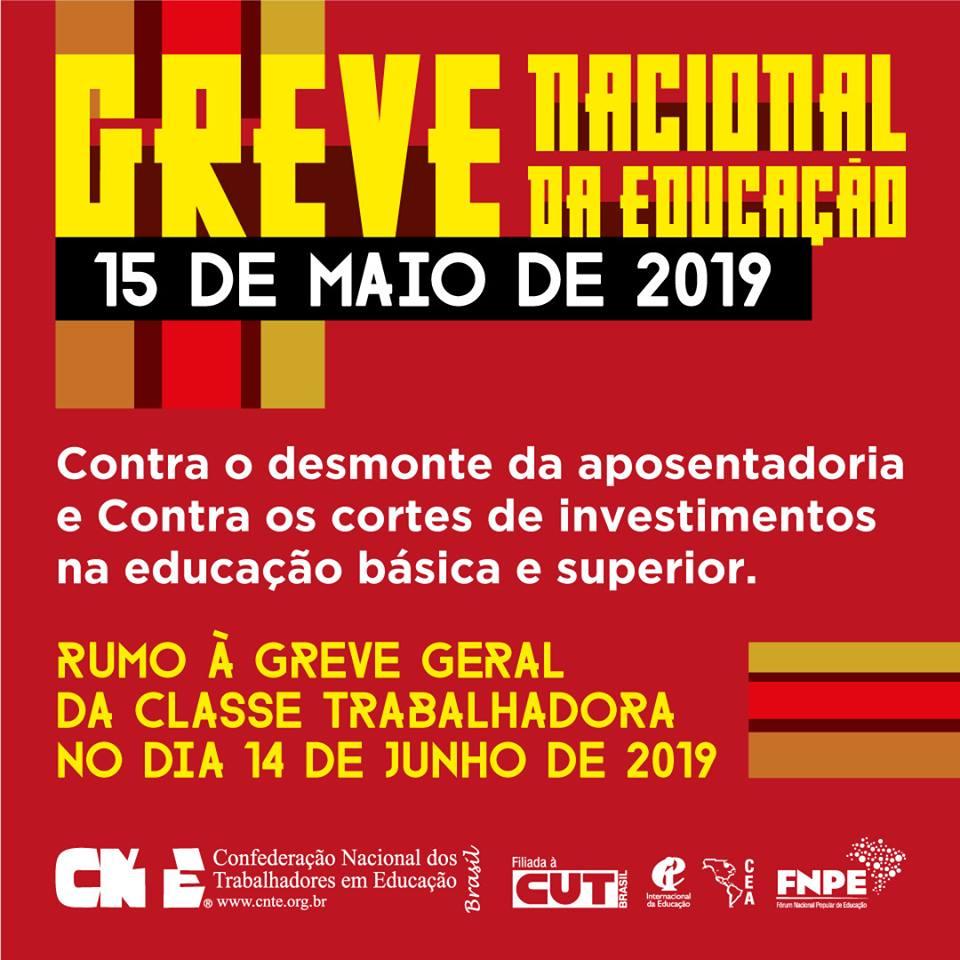 2019 05 07 greve geral educacao