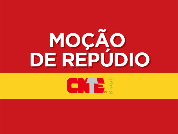 banner site cnte 2019 banners mocao de repudio