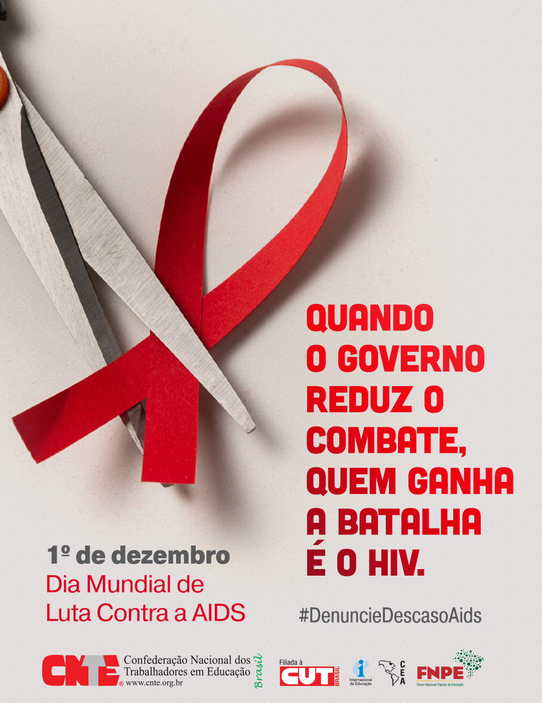 combate a aids social post 2019